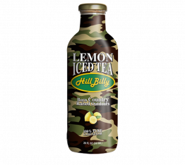 Hillbilly Lemon Iced Tea